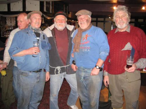 Bring & Buy Tramps 28th Feb'2011